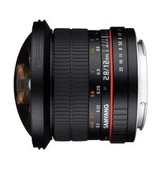 Samyang 12mm f/2.8 ED AS NCS Fisheye Sony A