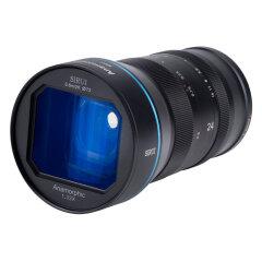 Sirui 24mm f/2.8 Anamorphic 1.33x Canon EF-M mount
