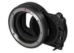 Canon Mount adapter EF-RF met drop-in Variabele ND filter