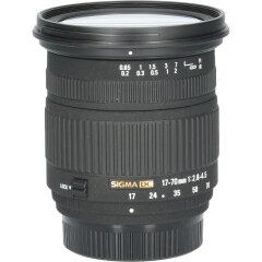 Tweedehands Sigma 17-70mm f/2.8-4.5 AF Dc Nikon DX CM4960