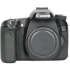 Tweedehands Canon EOS 70D - Body CM5402