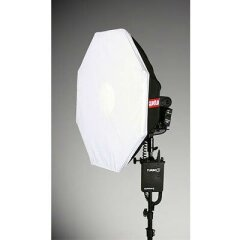 Quantum Showroommodel Softbox octagon 62cm + adapter QF75-1-1