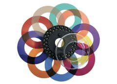Rotolight 10-piece Colour FX Add-On Colour Filter Pack voor RL48-A en RL48-B