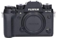 Tweedehands Fujifilm X-T2 Body Zwart Sn.:CM4199