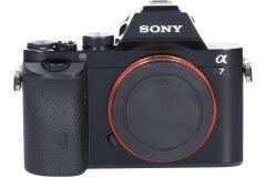 Tweedehands Sony A7 Body Sn.:CM4540