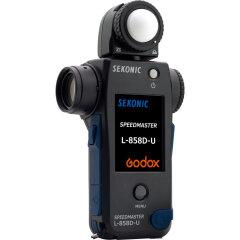 Sekonic L-858D SpeedMaster + RT-GX Godox