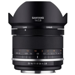 Samyang 14mm F2.8 MK2 Nikon F (FX)