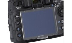 Sony PCK LH1AM LCD Cover A700
