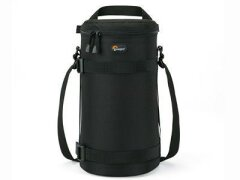LowePro Lens case 13x32 cm Black