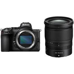 Nikon Z5 + 24-70mm f/4.0 S