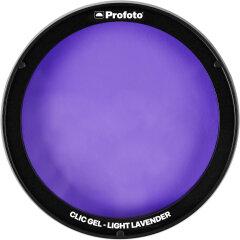 Profoto Clic Gel  Light Lavender