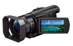 Sony FDR-AX100EB 4K camcorder