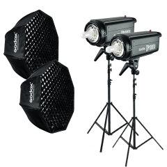 Godox DPII 1000 ultimate power kit