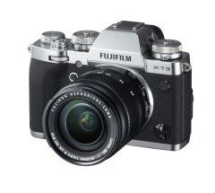 Fujifilm X-T3 Zilver + XF 18-55mm