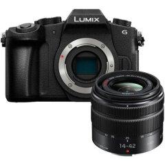 Panasonic DMC-G80 + 14-42mm f/3.5-5.6 HD II