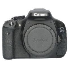 Tweedehands Canon Eos 600D Body CM5302