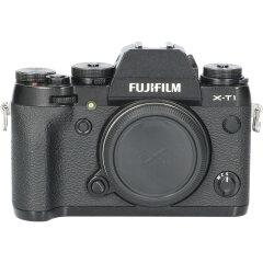 Tweedehands Fujifilm X-T1 Zwart - Body CM2293