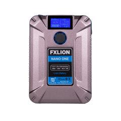 FXLion Nano One (Silver) 14.8V/50WH V-lock