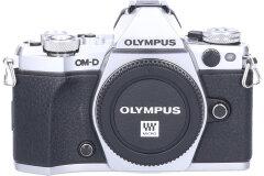 Tweedehands Olympus E-M5 Mark II Body Zilver Sn.:CM7665