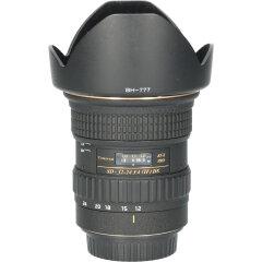 Tweedehands Tokina 12-24mm f/4.0 PRO DX Canon CM3009