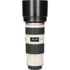 Tweedehands Canon EF 70-200mm f/4.0L IS USM CM0828