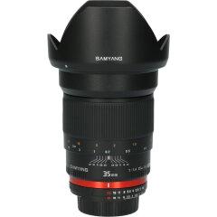 Tweedehands Samyang 35mm f/1.4 ED AS UMC Nikon AE CM0053