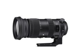 Sigma 60-600mm f/4.5-6.3 DG OS HSM Sports - Canon