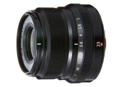 Fujifilm XF 23mm f/2.0 R WR - Zwart