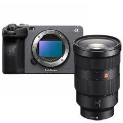Sony FX3 + FE 24-70mm f/2.8 GM