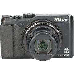 Tweedehands Nikon Coolpix S9900 - Zwart CM4566