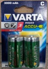 Varta Oplaadbare Batterij 3000mAh 2Pak