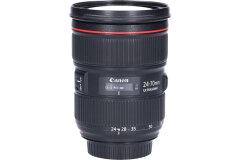 Tweedehands Canon EF 24-70mm f/2.8L II USM Sn.:CM6838
