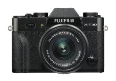 Fujifilm X-T30 Black + XC15-45mm /f3.5-5.6 OIS PZ
