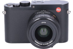 Tweedehands Leica Q (Typ 116) Zwart Sn.:CM3322