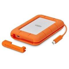 LaCie Rugged - Thunderbolt USB-C HDD - 2TB