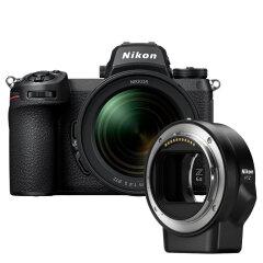 Nikon Z6 II + 24-70mm f/4.0 + FZT Mount Adapter