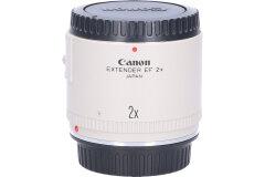 Tweedehands Canon EF 2.0x Extender Sn.:CM7550