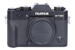 Tweedehands Fujifilm FinePix X-T20 Body Zwart Sn.:CM6087
