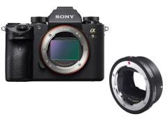 Sony A9 Body + Sigma Adapter MC-11 - Canon EF naar Sony E-mount