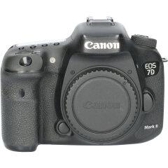 Tweedehands Canon EOS 7D Mark II Body CM3891