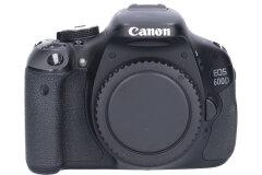 Tweedehands Canon Eos 600D Body Sn.:CM6466