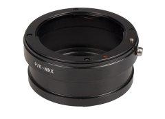Capa Lensadapter van Pentax PK naar Sony  E-mount