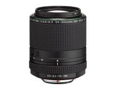 Pentax HD DA 55-300mm f/4.5-6.3 ED PLM WR