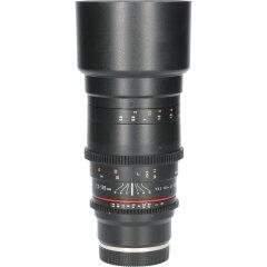 Tweedehands Samyang 135mm T2.2 VDSLR Sony E CM5010