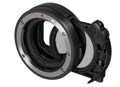 Canon Mount Adapter EF-RF met Drop-in Polarisatiefilter
