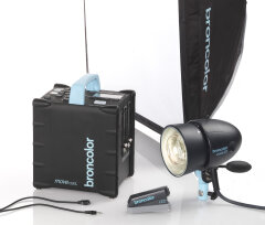 Broncolor Move 1200 L Outdoor kit 1 (HS)