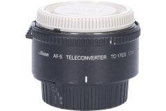 Tweedehands Nikon TC-17E II alleen voor AF-S objectieven Sn.:CM6604