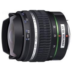 Pentax SMC DA 10-17mm f/3.5-4.5 ED Fisheye