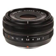 Fujifilm XF 18mm f/2.0 R