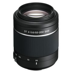 Sony 55-200mm f/4.0-5.6 DT A-Mount